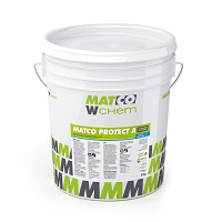 Matco Protect A, Coating for the remediation of cement-asbestos
