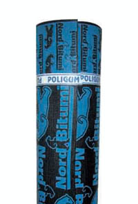 POLIGUM EXTRA 15, Plasto-elastomeric polymer bitumen membrane (APP) with reduced weight/thickness ratio